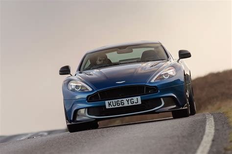 Review Aston Martin Vanquish by New Aston Martin Vanquish S 2017 Review Auto Express