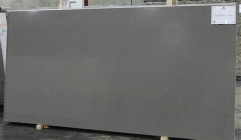 light gray quartz countertops our picks 6 modern quartz counters in solid color pattners