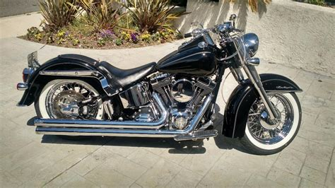 2007 Harley Davidson Softail Deluxe by Harley Davidson Softail Deluxe Motorcycles For Sale