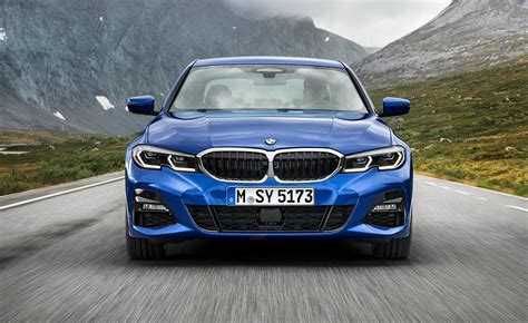 2019 bmw 3 series say hello to the redesigned 2019 bmw 3 series