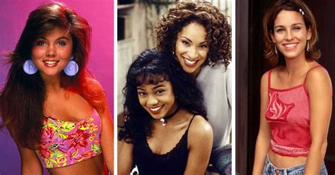 Female Teen Stars Of The 90s Then And Now