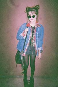 90s punk rock look. | To wear in a shoot | Pinterest