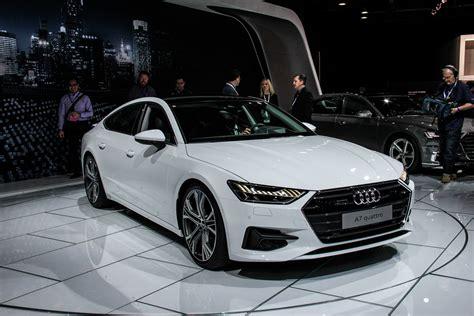 Second-gen Audi A7 Hits American
