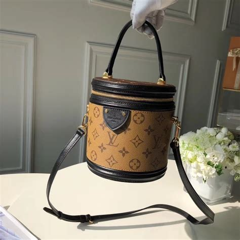 louis vuitton monogram reverse canvas cannes beauty case