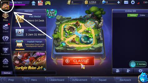 cara mengembalikan akun mobile legend cara mengembalikan akun mobile legends lama 2019 nanda