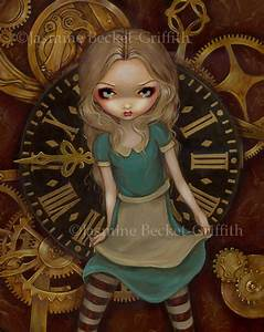 Alice in Clockwork - Strangeling: The Art of Jasmine