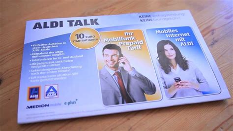 aldi talk micro sim youtube