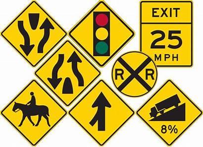 Warning Signs Yellow Safety Health Admin Metal