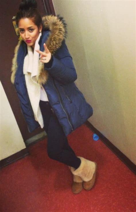 Jacket: winter outfits, faux fur jacket, fur collar coat