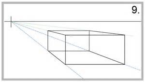 Perspektive Zeichnen Raum : zentralperspektive mit einem fluchtpunkt zeichnen step by step ~ Orissabook.com Haus und Dekorationen