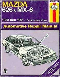 1983 1984 1985 1986 1987 1988 1989 1990 1991 Mazda 626 And