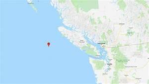 Canada: la région de Vancouver touchée par trois séismes ...