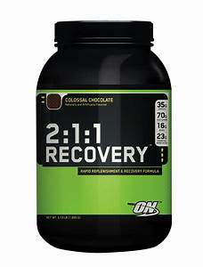 Optimum Nutrition 2 1 1 Recovery