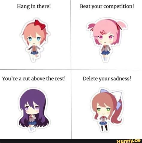 Ddlc Memes - image result for ddlc memes pics to save lives pinterest memes literature and anime