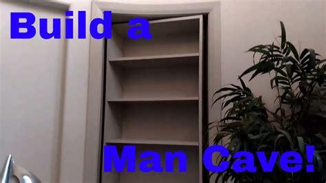 how to build a murphy door how to build a secret cave door murphy door diy