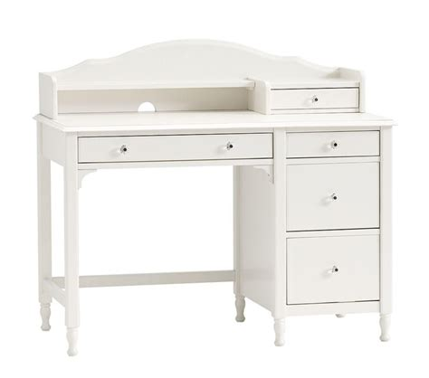 juliette storage desk hutch