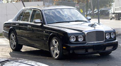 Bentley To Kill The 6.75l V8