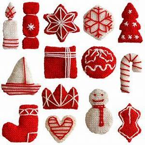 25 unique Knitted christmas decorations ideas on