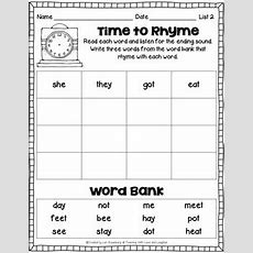 First Grade Sight Word Packets By Teaching With Love And Laughter