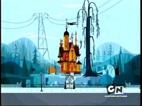 Fosters Home For Imaginary Friends Location