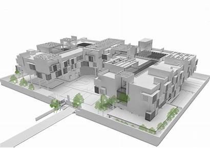 Ekya Mindspace Cmr Archdaily Internal Architects Save