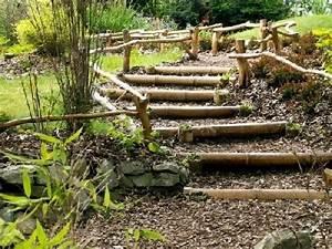 faire un escalier de jardin mode d39emploi With escalier jardin en pente 9 escalier de jardin mode demploi et conseils