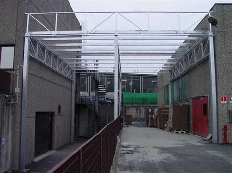 tettoie ondulato costruzioni tettoie in ferro serre galbusera