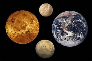 Terrestrial Planets: Definition & Facts About the Inner ...