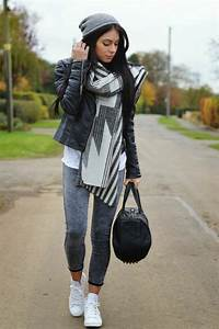 Herbst Outfit mit Chucks 55 trendige Styling Ideen fu00fcr Damen