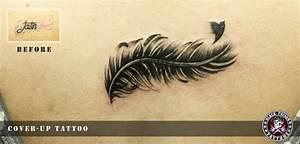 Kleiner Schmetterling Tattoo : 25 best ideas about black tattoo cover up on pinterest cover up tattoos sleeve tattoo women ~ Frokenaadalensverden.com Haus und Dekorationen