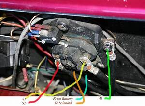 Club Car 94 Wiring Help