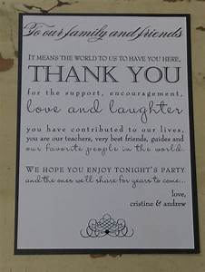wedding thank you sayings gallery of wedding program With thanks for wedding invitation quotes