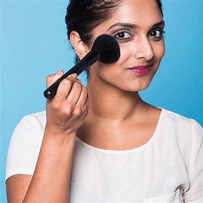 Powder Brush Makeup Maquillaje Sellar Polvo November
