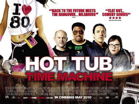 who was in tub time machine review tub time machine heyuguys