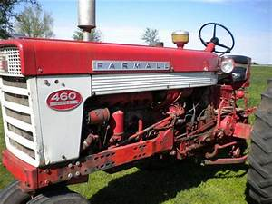 International 504 Utility Tractor