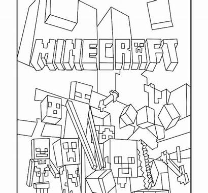 Coloring Pages Dantdm Minecraft Printable Getcolorings Shining