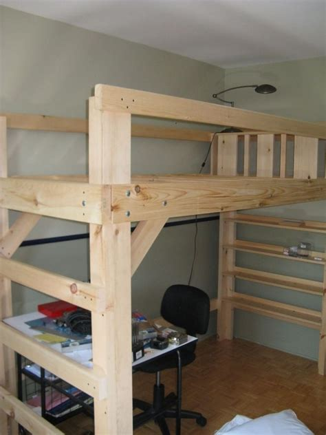 Design Loft Bed by 15 Collection Of College Loft Beds