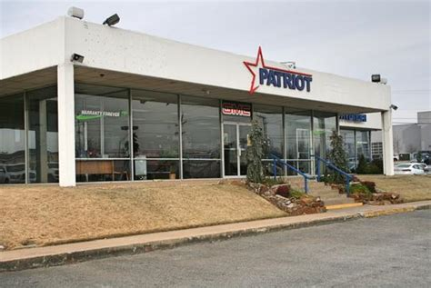 patriot gmc hyundai bartlesville  information
