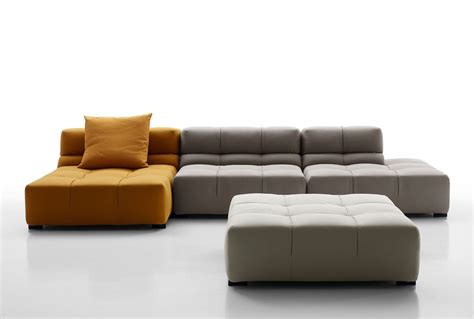 Contemporary Modular Sofas by Modul Sofa Modern F 252 R Innenbereich Leder Tufty Time