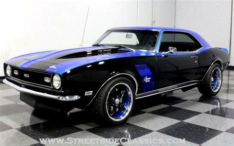 gorgeous 1968 chevy camaro ss 350 hot cars