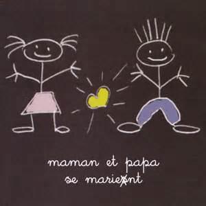faire part mariage papa et maman se marient epinal faire part papa et maman se marient