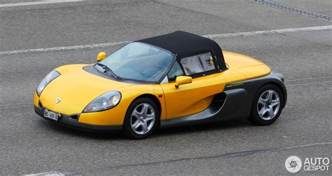 Renault Sport Spider - 8 November 2015 - Autogespot
