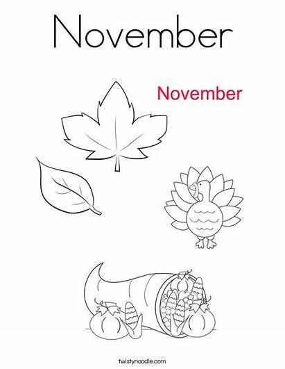 Coloring November Noodle Twistynoodle Outline Ll Twisty