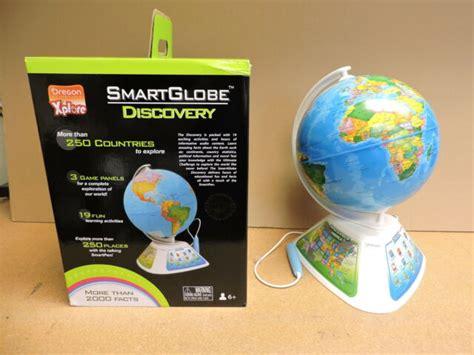 Smart Globe Discovery Sg268 Interactive Oregon Education