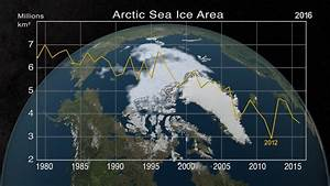 Arctic sea ice affects and is affected by mid-latitude weather