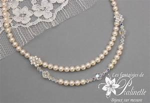 parure perle mariage la boutique de maud With parure mariage perle et strass