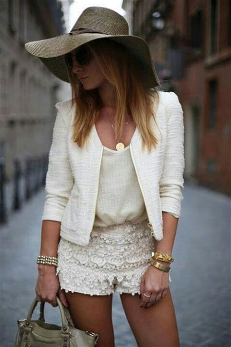 10 Ways to Wear Clean White Outfits for Spring 2014 - Pretty Designs