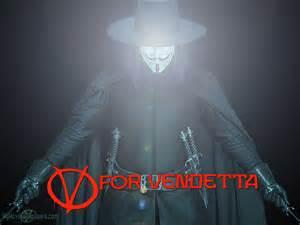 V for Vendetta Logo