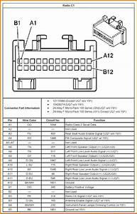 2004 Chevy Malibu Radio Wiring Diagram
