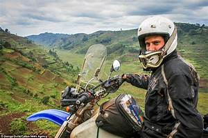 Sark adventurer George Guille buys motorbike and laps the ...